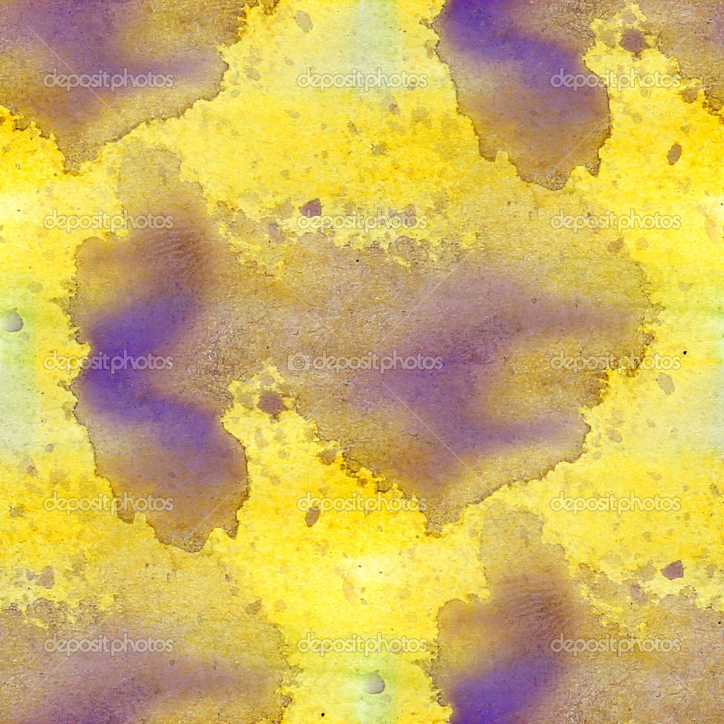 Colorful yellow purple pattern water texture paint for Purple and yellow painting