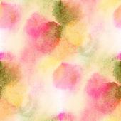 Pintura patrón de colores agua textura abstracto color rojo, amarillo — Foto de Stock