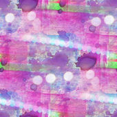 Colorful pattern water purple, green texture paint abstract seam — ストック写真