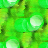 Bokeh colorful green pattern water texture paint abstract seamle — Stock Photo