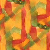 América antiga amarela, marrom, verde ornamento desenho EUA colorf — Fotografia Stock
