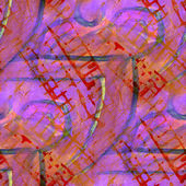 Pattern design seamless watercolor purple, red texture backgroun — Photo