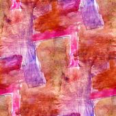 Pattern design seamless watercolor texture brown, purple backgro — Stock Photo
