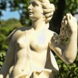 A statue of the Summer Garden — Stock Photo