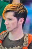 Concurso de peluquería — Foto de Stock
