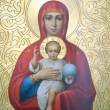 Icon of Mother of God — Foto de Stock