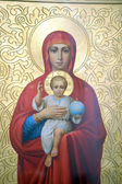 Icon of Mother of God — Stock Photo