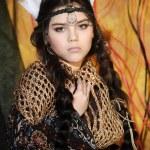 American Indian girl — Stock Photo #23727303