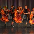 Folk dance show — Stock Photo #25610089