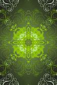 Cercles verts — Photo