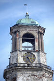 Vyborg, Clock Tower — Stock Photo