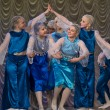 Folklore dancing group — Stock Photo #27445457
