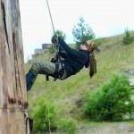 Climber during training — Stock Photo #27458195