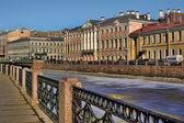 Saint-Petersburg, Russia — Stock Photo