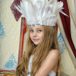 Young Actress of circus — Stock Photo #27679495