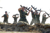 Show of the Marine Corps — Stock Photo
