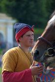"Festival ""Vyborg thunder 2013"" — Stock Photo"