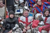 "Festival de la cultura medieval ""trueno de vyborg"" — Foto de Stock"