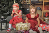 Little girls — Foto Stock