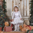 Angelic girl — Stockfoto #38044559
