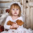 Angelic girl — Stockfoto #38044799