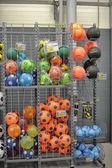 Sport store — Stock Photo