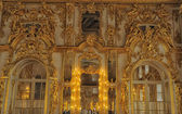 Ballroom Catherine Palace, St. Petersburg — Stock Photo