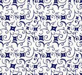 Seamless flower pattern — Stock Photo