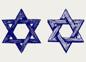 Judaic religion — Stock Photo