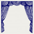 Theater curtain — Stock Photo #13579019