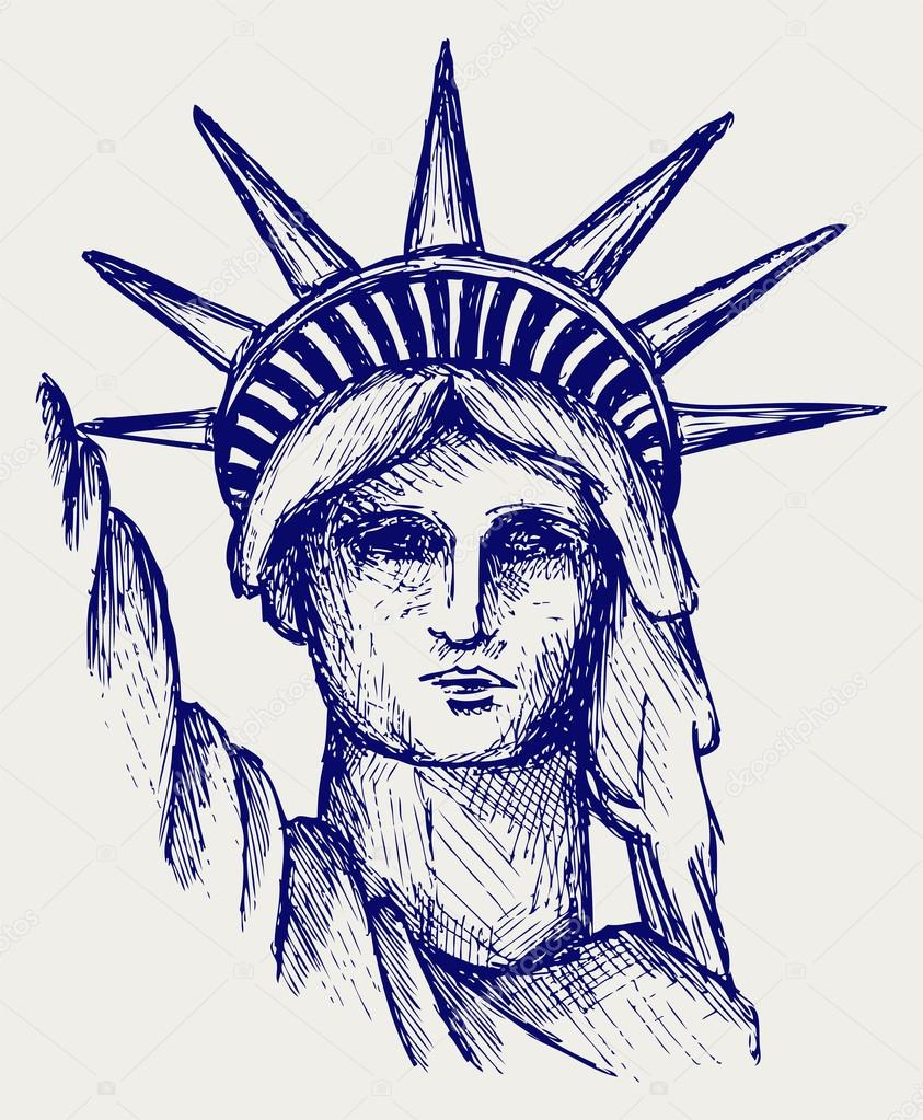 HD wallpapers statue of liberty coloring page