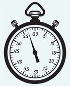 Stopwatch icon — Vettoriale Stock