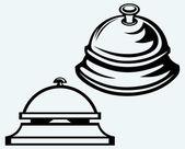 Ring alarm service — Stock Vector