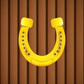 Horseshoe — Stock Vector