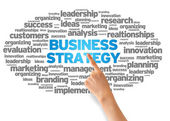 Strategia di business — Foto Stock