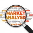 Market Analysis — Stock Photo #12091440