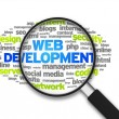 Stock Photo: Web Development