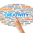 Stock Photo: Creativity
