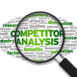 Competitor Analysis — Stock Photo #12152123