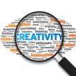 Creativity — Stock Photo