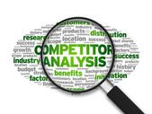 Competitor Analysis — Stock Photo