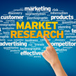 Market Research — Foto de Stock