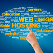 Web Hosting — Stock Photo #12174049