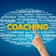 Coaching - Foto Stock