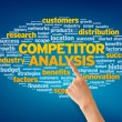 Competitor Analysis — Stock Photo #12174084