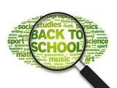 Back To School — Foto Stock
