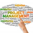 Project Management — Stock Photo #12350877