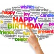 Happy Birthday — Stock Photo #12350895