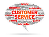 Customer Services — Vetor de Stock