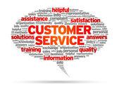 Customer Services — Stock Vector